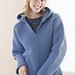 Crochet Hooded Sweatshirt pattern
