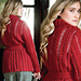 #17 Cable/Lace Cardigan pattern