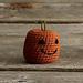 Halloween Jack-O-Lantern Ornament pattern