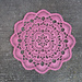 Winter's Breath Doily pattern