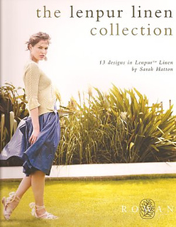 18 Designs Pattern Book Rowan Purelife Organic Cotton Collection