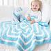 Star Blanket #734 pattern