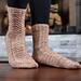 Fireside Cable Socks pattern