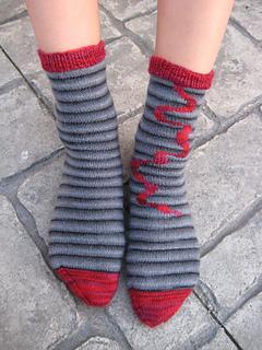 Eclipse Socks
