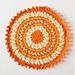 Fair Isle Washcloth pattern