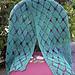 Simply Diamonds Shawl pattern