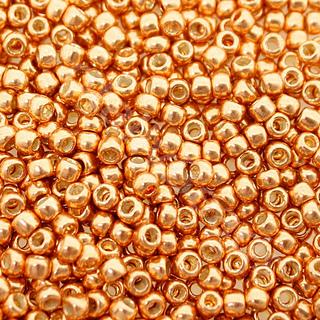 Beads - Toho Rose Gold size 6