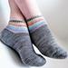 Iris Socks pattern