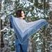 Loretta shawl pattern