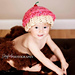 Chunky Cupcake Hat/Newborn-Adult sizes pattern