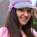 Tranquility & Ava Brimmed Beanie pattern