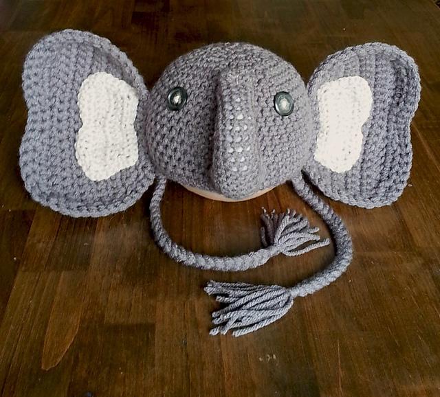 Olivier pattern by Rohn Strong | Crochet elephant pattern, Diy ... | 578x640