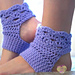 Perfect Harmony Yoga Socks pattern
