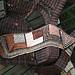 Brahmin Moth Shawl pattern