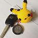 Pikachu Keychain pattern