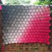 HexaWhirl Blanket pattern