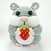 Hamish the Hamster pattern