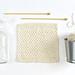 Irish Moss Knit Dishcloth pattern