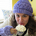 Hot Buttered Rum Hat pattern
