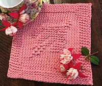 Photo of fuchsia cloth with fuchsia flowers