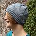Escape the Rain Hat pattern