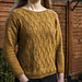 Waveform Sweater pattern