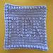 Bobble FUCK Cloth Graph pattern