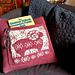 Sweet Eustace Cushion pattern