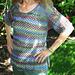 Roxy T-Shirt pattern