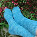 Connect Socks pattern
