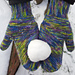 Multidirectional Mittens pattern