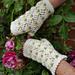 Rose Garden Mitts pattern
