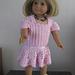 Sweet Spring Dress in Crochet pattern