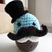 Fancy Top Hat pattern