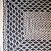 Shell Diamond Shawl pattern