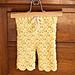Seamless Lace Leggings pattern