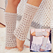 Ribbed Arm and Leg Warmers (2 in 1) pattern