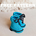 Snow Boots pattern