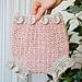 Petal Diaper Cover pattern