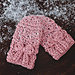 Bow Mittens and Fingerless gloves pattern