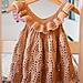Truffle Ruffle Dress pattern