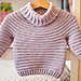 Turtleneck Pullover pattern