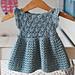 Chloe Dress pattern