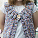 One-button Waistcoat and Cardigan pattern