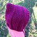 Ridge Hat pattern