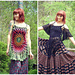 Mandala Top Drop Sleeves & Dress Extension pattern