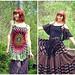 Mandala Top Drop Sleeves & Dress Extension pattern