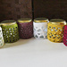 Jam Jar Candle Cosies pattern