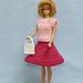 Barbie's Slipover Blouse and Skirt pattern