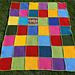 Lili's Rainbow Blanket pattern
